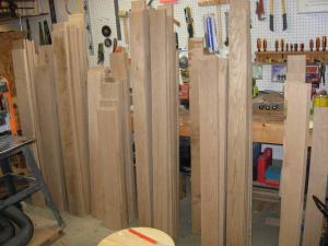 wood sorted