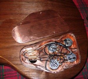 My wiring...