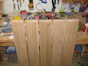 Drawer faces complete