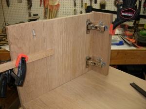 Door located and working well