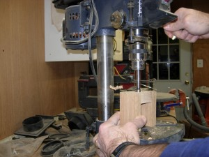 building the jig