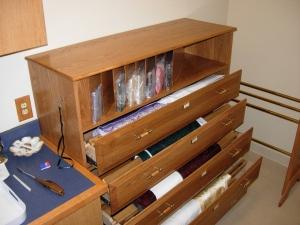 Cabinet loaded