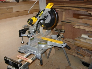 My new saw