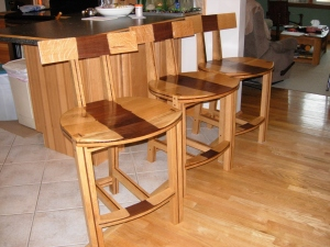 Finished pub chairs-fronts