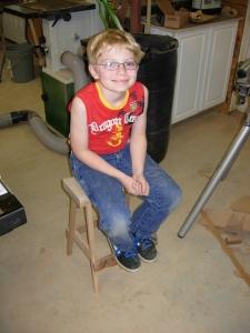 Testing the stool