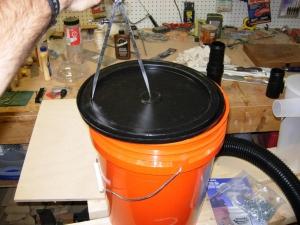 Sizing the stiffener