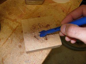 Making more wood filler