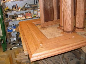 Base stained