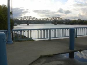 Bridges everywhere around here