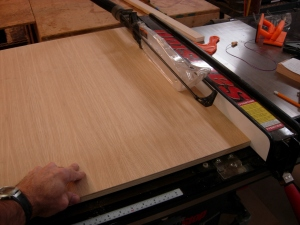 Ripping the edges on the short boards