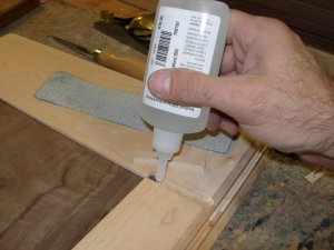 Quick glue-up
