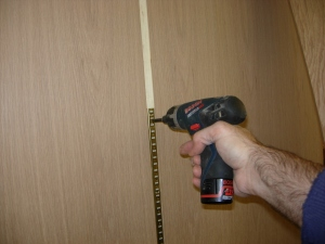 attaching shelf standards