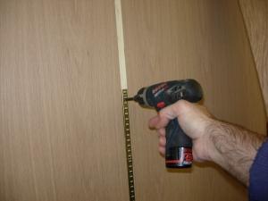 attaching shelf standards