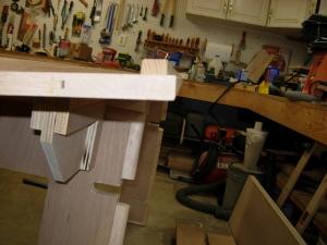 Door no.1 straightened