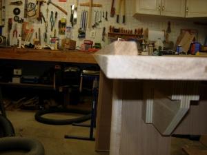 Door no.2 straightened