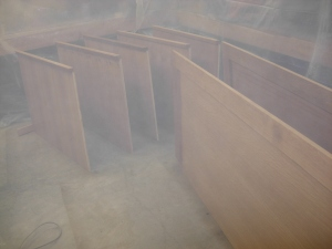 Working in a fog...