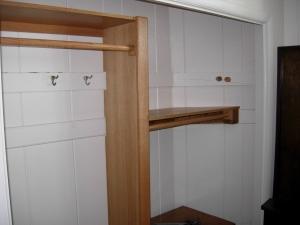 Right side of closet upgrade