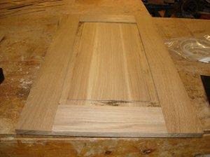 Panel dry-fit