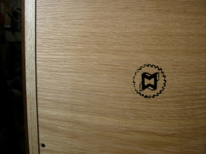 My new maker's mark