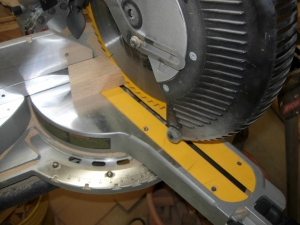 Cutting segments