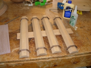 All my columns done
