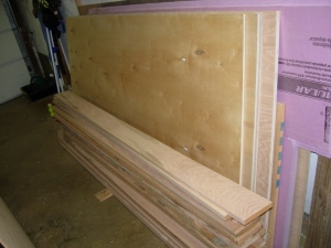 Wood for the project