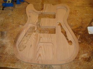 Top, side two carve complete