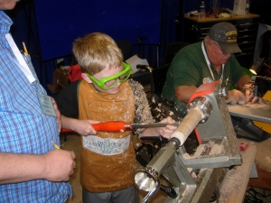 Back to the lathe