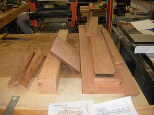 Rough-cut blanks
