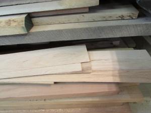 Re-saw scraps