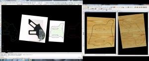 Cad program screen capture