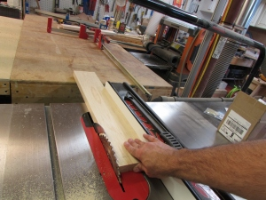 Jointing the edges