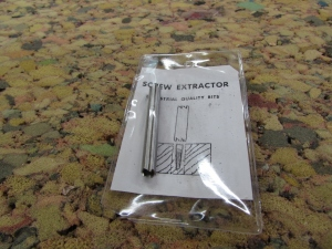 "1/4"" screw extractor"