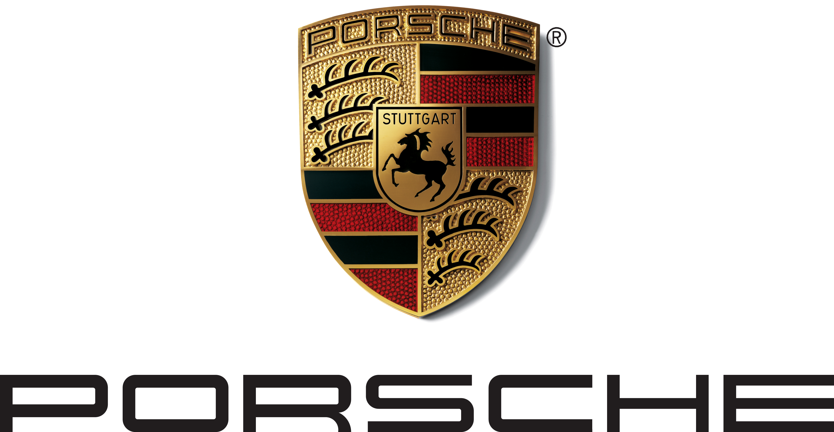 Porsche Emblem Carve Midnight Woodworking