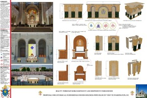Papal Furniture Competition