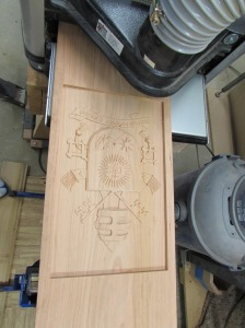 Carve complete