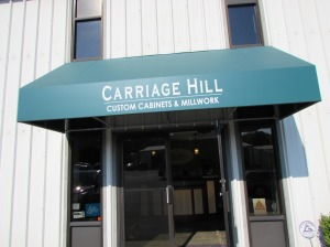 Carriage Hill Cabinet shop