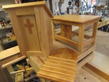 Mini Church Furniture