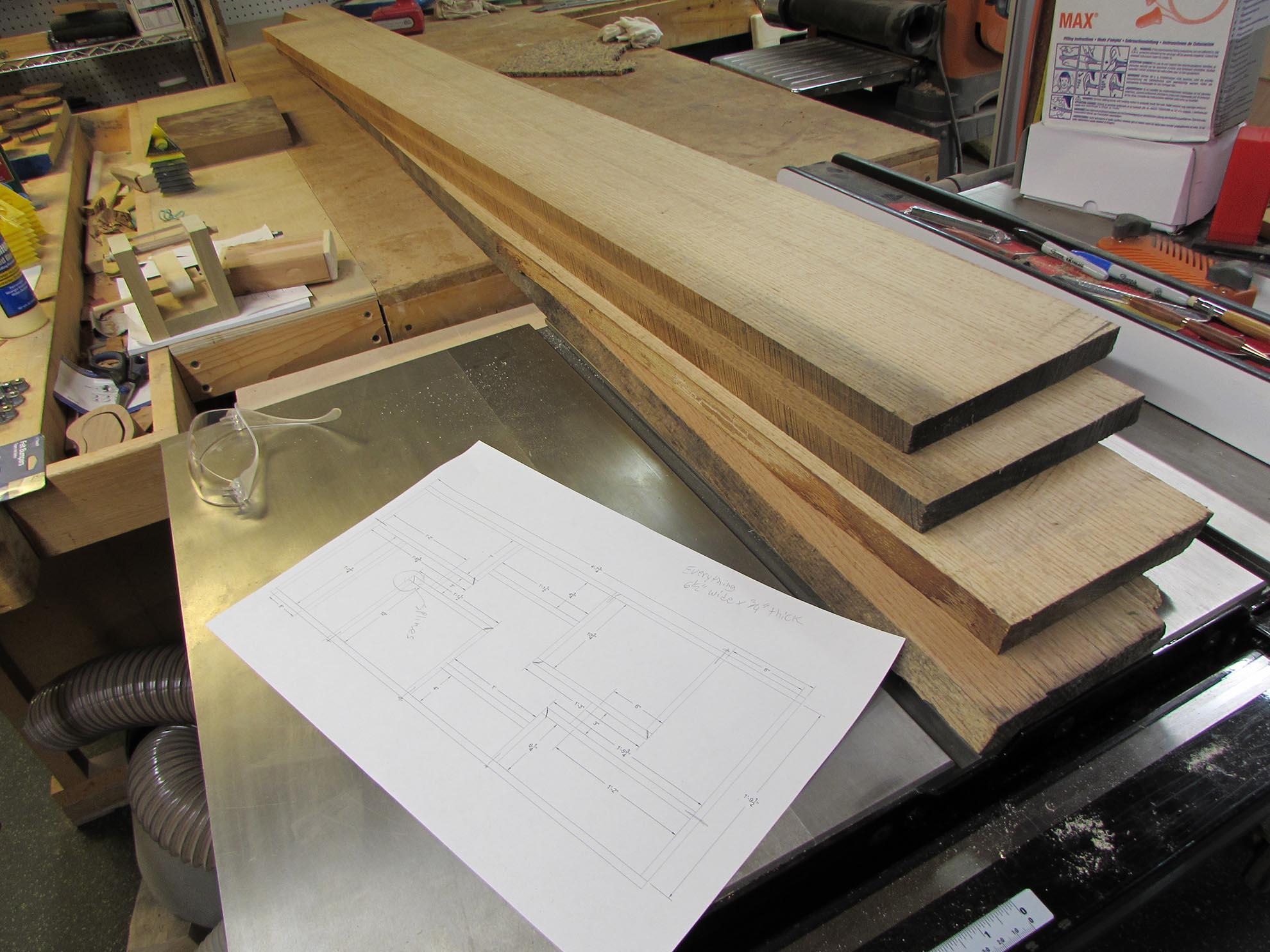 Pass Through Window Shelves Midnight Woodworking
