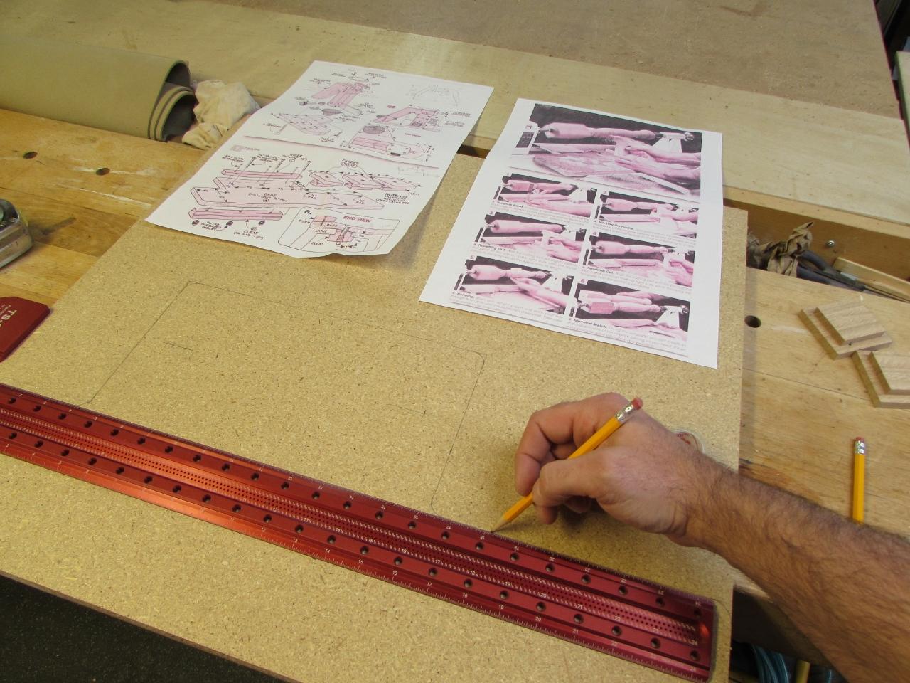Lathe duplicator experiment | Midnight Woodworking
