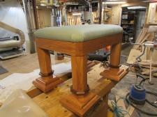 St. Kilian chapel – Deacon's chair