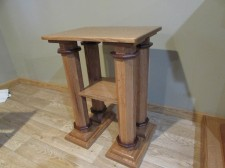 St. Kilian chapel – Credence-table
